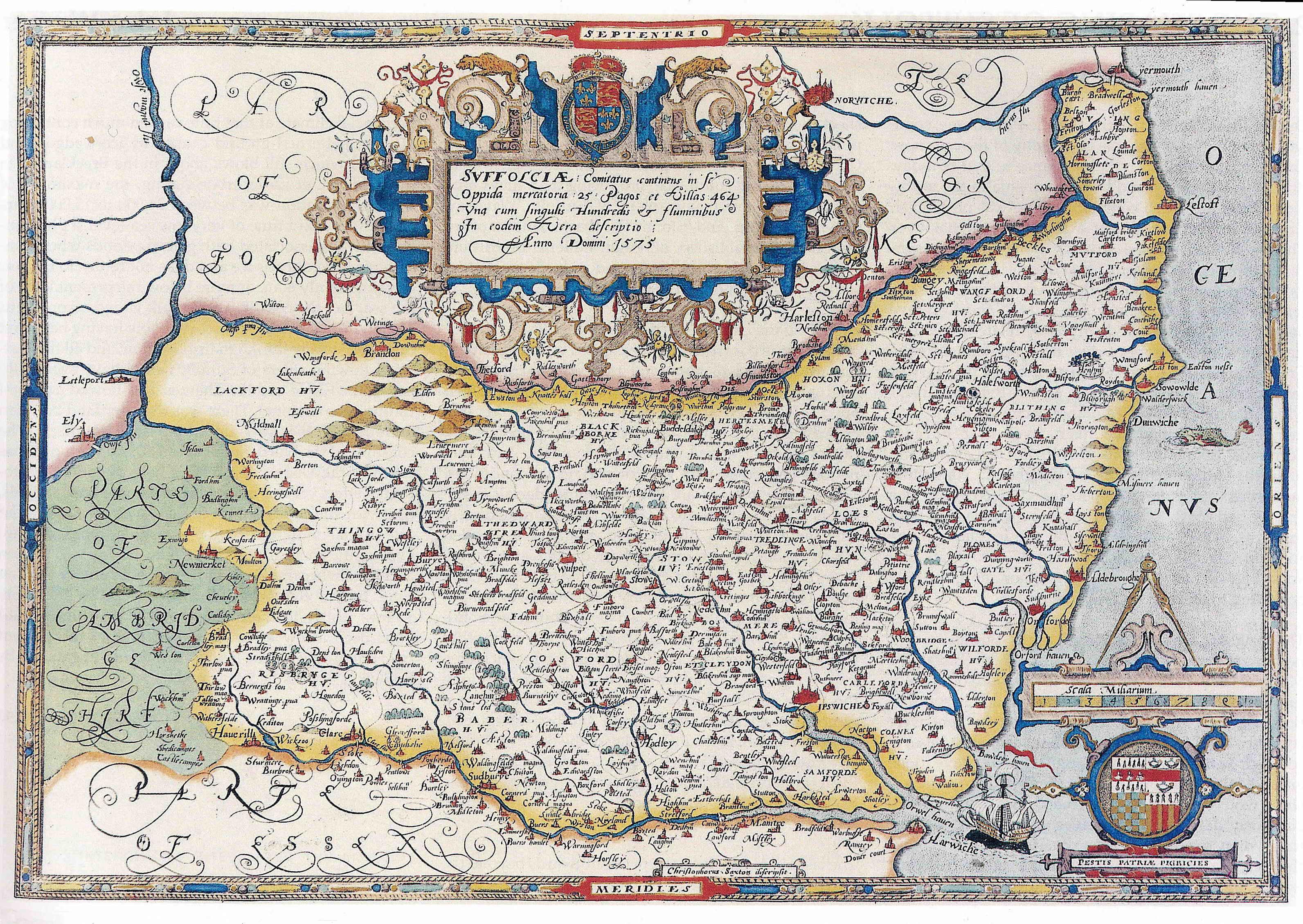 MMMMM Gallery - Historic maps england